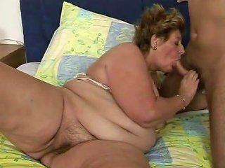 Chubby Lady Hetty